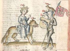 Speculum humanae salvationis. Memento mori-Texte [u.a.] Bayern - Österreich, I: zwischen ca. 1440 - 1466, II: um Mitte 15. Jh., III: 2. Viertel 15. Jh. Cgm 3974 Folio 77