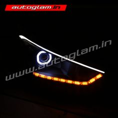 Autoglam HYUNDAI Creta Headlights Are Replacement Of Company Fitted Headlights Just Remove Your Existing Headlights And Install Autoglam Projector Headlights