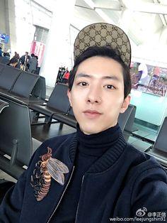 cnblue.cl — 160226 Lee Jungshin Instagram & Weibo Updates [Eng...