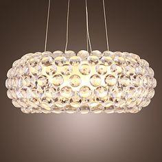 Pendant Light Modern Foscarini Design Bulb Included 1 Light – GBP £ 155.26