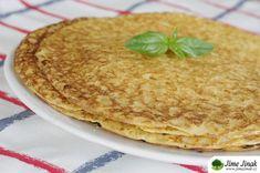 Mexické kukuřičné tortilly Pancakes, Breakfast, Ethnic Recipes, Food, Cupcake, Morning Coffee, Essen, Cupcakes, Pancake