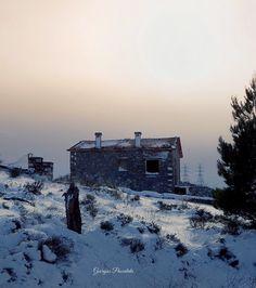 PENTELI mountain in Athens...GREECE.....
