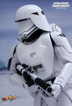 Star Wars : The Force Awakens - First Order Snowtrooper
