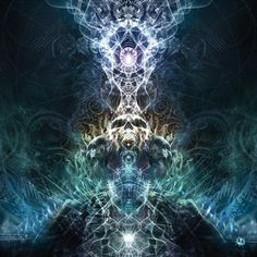"""""""Radiance Emerges"""" art prints by Benedigital. Printed on archival pearlescent metallic paper for a rich glossy look or archival smooth watercolor paper for a cl Fractal Art, Fractals, Alex Gray Art, Acid Art, Psy Art, Multimedia Artist, Dark Tattoo, Thing 1, Visionary Art"""