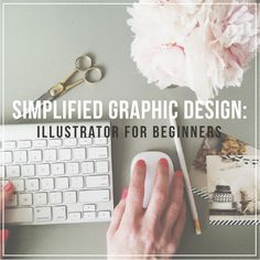 Learn how to use Adobe Illustrator. This online class is perfect for beginners who want to learn how to create graphics for blogs, etsy shops, stationery, art prints, logos and more. Learn more at jonesdesigncompany.com
