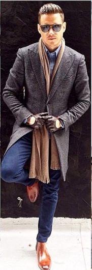 Professionally cool & attractive menswear