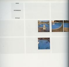 Ed Ruscha's Books Book Collection, Photo Book, Collections, Graphics, Creative, Books, Home, Libros, Graphic Design