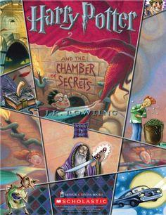 Harry Potter artwork by Mary GrandPre.
