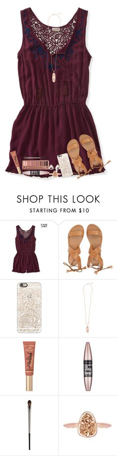 """""""Winners of my contest!!!!!"""" by kyliegrace ❤ liked on Polyvore featuring beauty, Aéropostale, Billabong, Casetify, Kendra Scott, Too Faced Cosmetics, Maybelline, Urban Decay and Charlotte Russe"""