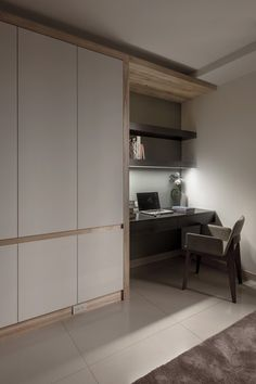 30 Space Saving Bedroom Storage Ideas 2020 (Unique & Stylish) – Dovenda Do you prefer open rack or walk-in closet? Or, do you need sliding doors to hide your clothes? Bedroom Cupboard Designs, Wardrobe Design Bedroom, Bedroom Cupboards, Contemporary Bedroom, Modern Bedroom, Contemporary Furniture, White Bedroom, Modern Closet, Modern Wardrobe