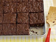 Get Outrageous Brownies Recipe from Food Network
