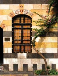 Azem Palace Islamic Architecture, Art And Architecture, Syria Tourism, Urban Ideas, Painting Wooden Letters, The Beautiful Country, This Is Us Quotes, Luxury Interior Design, Arabesque