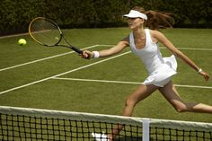 A New Line of Luxury Golf and Tennis Apparel Tennis Open, Play Tennis, Sporty Chic Outfits, Tennis Clothes, Tennis Outfits, Tennis Match, Jordans Girls, Tennis Fashion, Tennis Stars