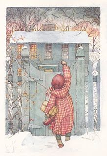 holly hobbie - lovely pictures by one of my favorite children's illustrators