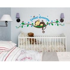 Sweet Dreams Wall Decal Just $3.30 + FREE Shipping!