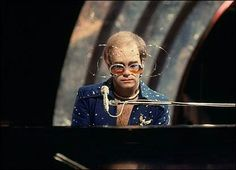 Elton John..