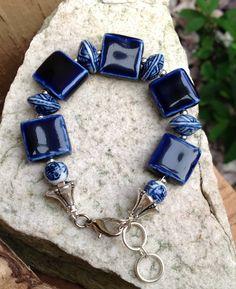 Blue bracelet- love this