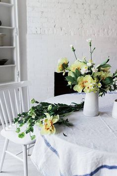 See more images from blooming aesthete--floral centerpieces with fox fodder farm…