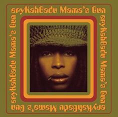 The best Erykah Badu album of her career (so far). The song, Green Eyes worth the album alone.