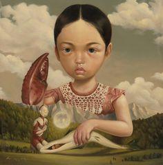Roby Dwi Antono, Kaguya Prayer #2, 2016, Galerie Stephanie