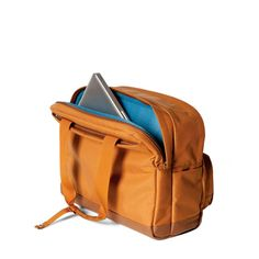 Caro Laptop Bag - Orange