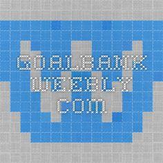 goalbank.weebly.com - OT Goal Bank
