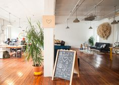 Red Paper Heart's Brooklyn office