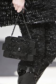 Accesorios Chanel colección RTW Otoño-Invierno 2013/14..