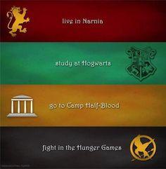harry potter The Hunger Games Magic hogwarts percy jackson Mockingjay narnia Aslan camp half-blood Book Memes, Book Quotes, Citations Film, Jenifer Lawrence, Tio Rick, Hunger Games Trilogy, Half Blood, Heroes Of Olympus, Mockingjay