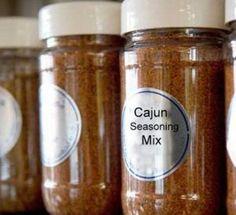 Home Made & Healthy Seasoning Mixes