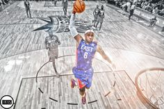 Lebron Dunk Wallpaper Heat