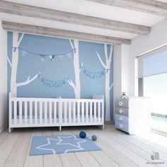 Para cuando son dos, cunas convertibles gemelares de Alondra. ¡Una solución única para tus bebés gemelos! Se convierten en 2 camas junior de 90x200cm para cuando sean mayores. Más info en: www.alondrababy.com