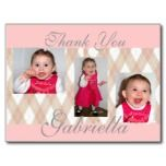 Shop Baptismal Thank you created by mosesta. Baptism Thank You Cards, Thank You Greeting Cards, Thank You Card Design, Custom Thank You Cards, Smudging, Paper Texture, Feelings, Prints, Appreciation Cards