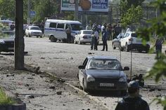 Car Bombs Leave 4 Dead 40 Wounded in Dagestan