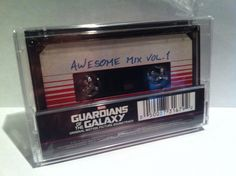 awesome Marvels GUARDIANS Of The GALAXY AWESOME MIX VOL 1 CASSETTE TAPE 2014 Sound Track Check more at http://harmonisproduction.com/marvels-guardians-of-the-galaxy-awesome-mix-vol-1-cassette-tape-2014-sound-track/