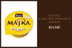 Velikonoční soutěž o balíčky produktů Hamé #soutez #hame #hamanek #znojmia #majka #susenemaso #food #womanandstyle