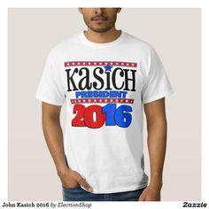John Kasich for pres