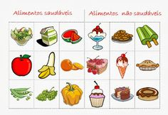 Healthy kids, healthy cooking, healthy and unhealthy food, healthy plate,. Healthy And Unhealthy Food, Healthy Foods To Eat, Healthy Kids, Healthy Cooking, Healthy Bodies, Healthy Eating, Healthy Plate, Food Clipart, Food Charts