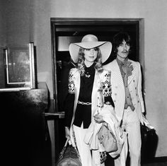 George Harrison and Pattie Boyd, 1968 Cannes  Photo: George Stroud/Express/Hulton Archive/Getty Images    Email