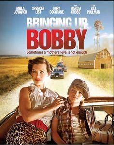 Bringing Up Bobby DVD 2012 NEW Milla Jovovich FREE SHIPPING & TRACKING CONT US