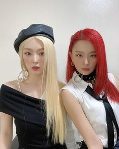 Red Velvet Seulgi, Red Velvet Irene, South Korean Girls, Korean Girl Groups, Seulgi Instagram, Coral Cake, Red Pictures, Thing 1, Red Hair Color
