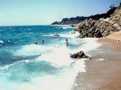 San Pol de Mar, Spain