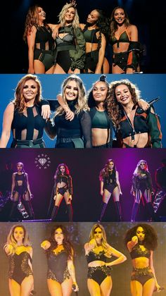 Queens holding each other's back 👑👑 Jade Little Mix, Little Mix Girls, Little Mix Style, Jesy Nelson, Perrie Edwards, My Girl, Cool Girl, Little Mix Outfits, Litte Mix