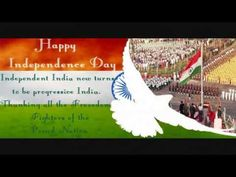 Independence day wallpaper: View the video of the independence day wallpaper with mera rang de basanti chola song. www.webgranth.com/impressive-collection-of-desktop-independence-day-wallpapers