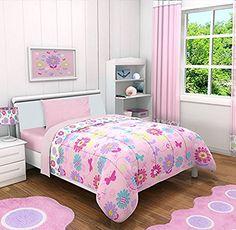 Casa Garden Daisy Flowers 3 Piece Toddler Bedding Set, Toddler, Floral, http://www.amazon.com/dp/B018NKNGI6/ref=cm_sw_r_pi_awdm_x_l8n9xb2D00AY5