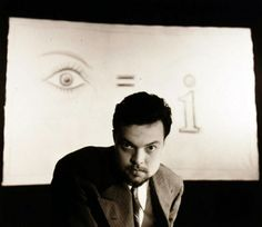 Orson Welles by Louise Dahl-Wolfe