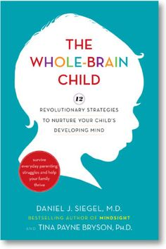 """This book looks very interesting for both parents and teachers: http://wholebrainchild.com/  """"Your toddler throws a tantrum in the middle of a store. Your preschooler refuses to get dressed. Your fifth-grader sulks on the bench instead of playing on the field.  Do children conspire to make their parents' lives endlessly challenging?  No—it's just their developing brain calling the shots!"""""""
