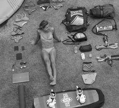 How to Pack Like a Kite Pro   KiteSista   THE ONLINE KITESURF AND LIFESTYLE MAGAZINE FOR GIRLS
