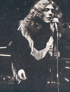 Led zeppelin Robert plant