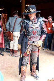 Angry Koala Gear: Wild, Wild West Steampunk Convention Costumes